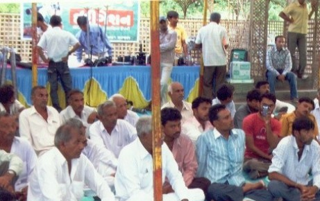 Farmers Meeting at Devgam
