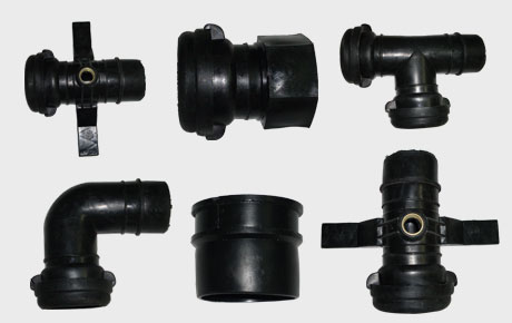 Sprinkler Accessories, Sprinkler Irrigation Systems, Accessories, Sprinkler Accessories, Adaptor, Bend, End Cap, PCN, Tee, Elbow, Manifold, etc for Sprinkler Irrigation Systems, Drip Irrigation Systems.Designed & Developed by Rudra Softwares www.rudrasoftwares.net